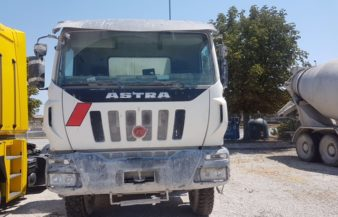 Autobetoniera Astra HD8 84.48 Con Cifa