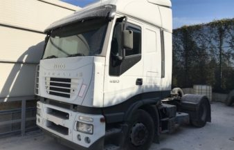 Trattore stradale Iveco Stralis AS440st/71-480