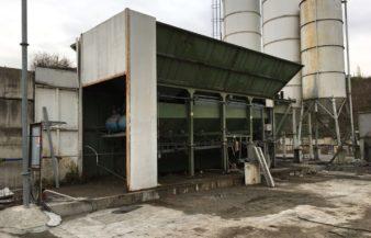"Impianto di betonaggio ""Ocmer"""