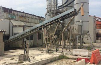 Impianto betonaggio calcestruzzo Oru