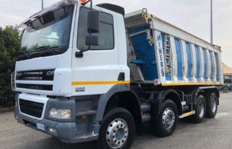 Daf Trucks AD85XC. 480/E3-1R con cassone ribaltabile