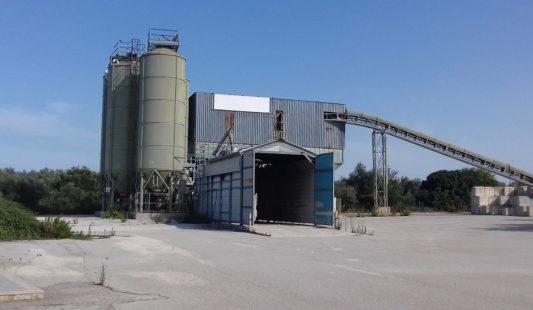 Impianto di betonaggio marca Cifa