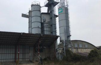 Impianto di calcestruzzo preconfezionato Oru –Imer